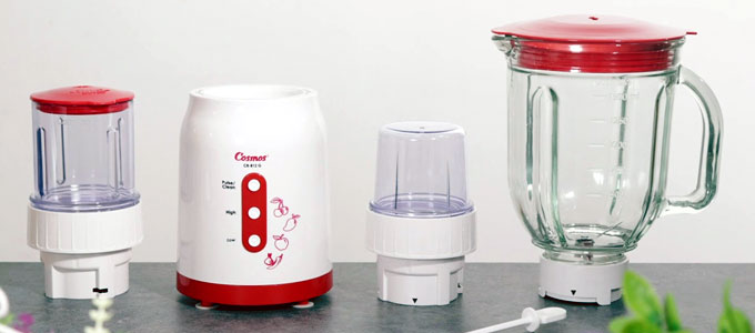 Set blender Cosmos (youtube: Belanja Cosmos)