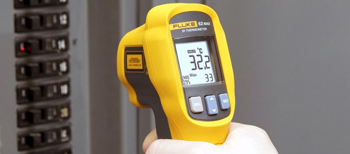 Thermo Gun Fluke (sumber: recom.ch)