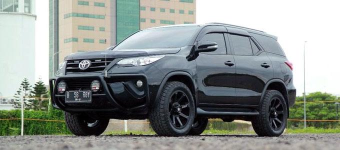 Update Harga Toyota Fortuner Bekas 2005 2019 Daftar Harga Tarif