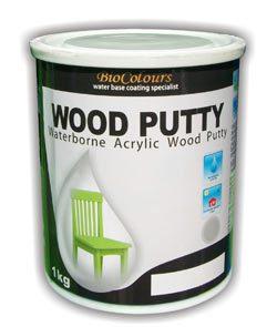 cara membuat dempul kayu water based