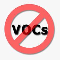 VOC, salah satu zat toksik dalam cat sangkar yang harus diwaspadai.