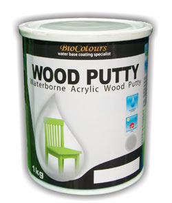 Biocolours wood putty