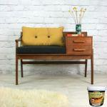 Harga Cat Kayu Jati BioColours, Untuk Furniture Jati Merah