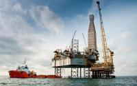 kilang minyak di laut