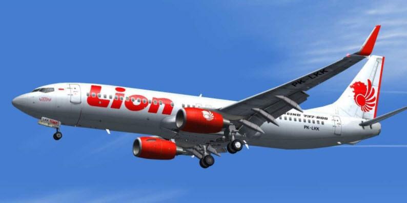 Harga tiket Lion Air Hari Ini Terbaru