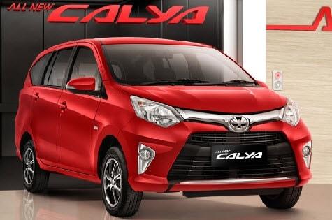 mobil toyota terbaru murah - Toyota Calya