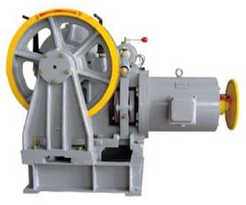 Hargalift geared mesin, mesin lift