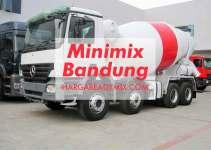 Harga Minimix Holcim Bandung
