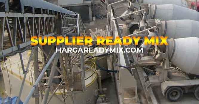 Supplier Ready Mix Subang