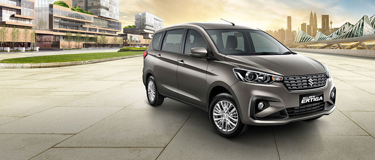 Permalink to: All New Ertiga