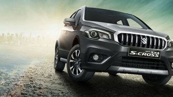 Permalink to: New SX4 S Cross