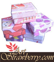 Gift Box Cincin(5x5x3) cm Image