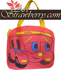 Goody Bag Cars (31 x 28 cm) Image
