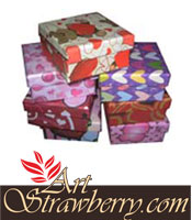 Gift Box GT2 (8x8x3) cm Image