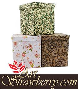 Gift Box GT6 (13x13x15) cm Image