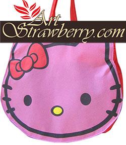 Goody Bag Hello Kitty (34 x 28 cm) Image