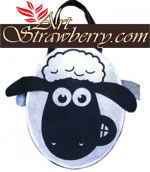 Shaun The Sheep (32x27) cm Image