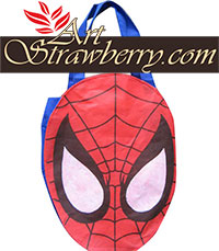 Goody Bag Spiderman (26 x 35 cm) Image