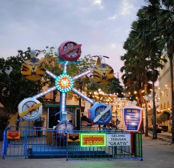 tiket masuk suroboyo carnival