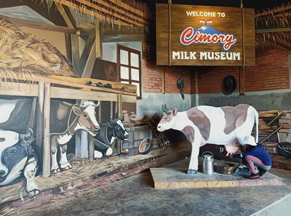 museum susu cimory prigen