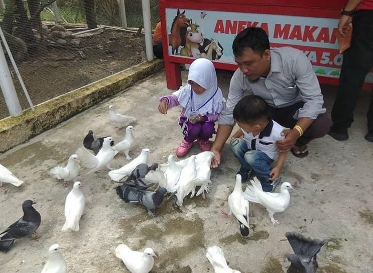 foto spot asia farm pekanbaru