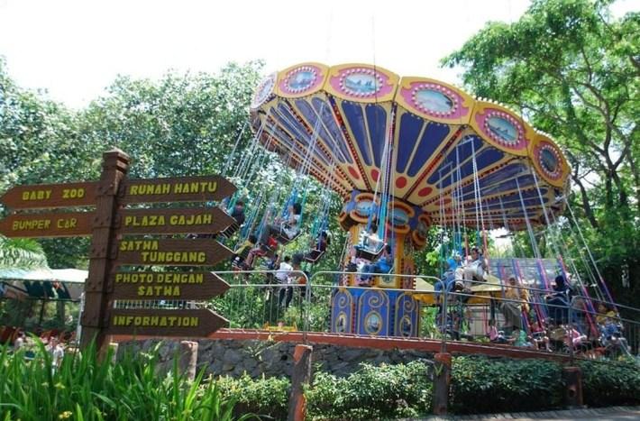 tiket masuk taman safari prigen