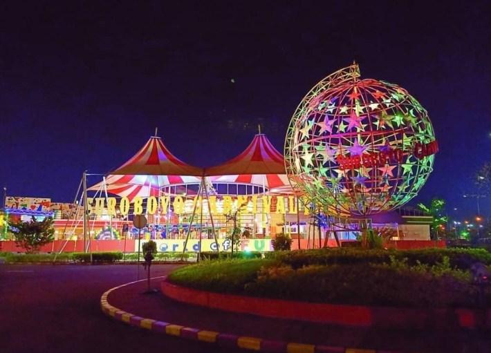 foto spot surabaya carnival