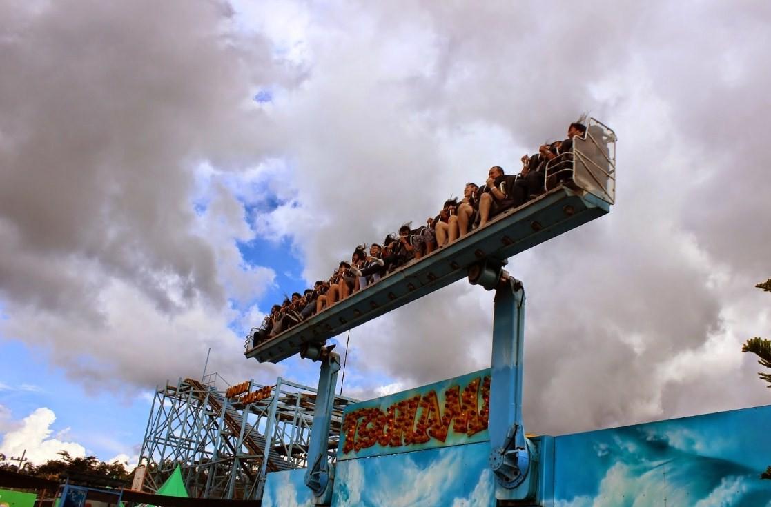 tsunami jatim park 2