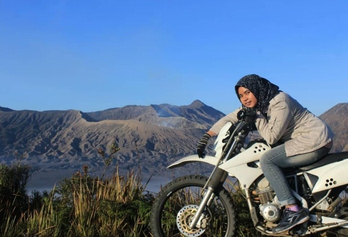 sunrise point gunung bromo
