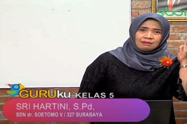 Soal SBO TV 26 Agustus 2020 Kelas 5