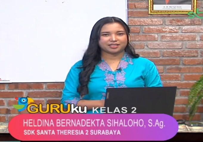 Soal SBO TV 28 Agustus 2020 Kelas 1
