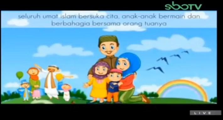 Soal dan Jawaban SBO TV 7 Agustus SD Kelas 1