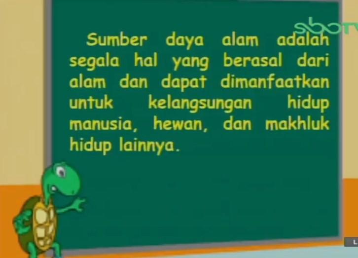 Soal dan Jawaban SBO TV 31 Agustus SD Kelas 4