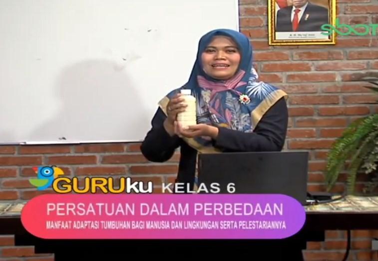 Soal dan Jawaban SBO TV 19 Agustus SD Kelas 6
