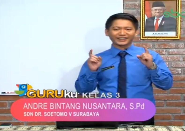 Soal dan Jawaban SBO TV 6 Agustus 2020 SD Kelas 3