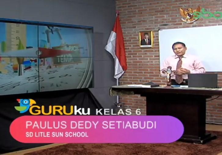 Soal SBO TV 14 Agustus 2020 Kelas 6