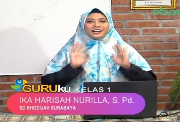 Soal SBO TV 19 Agustus 2020 Kelas 1