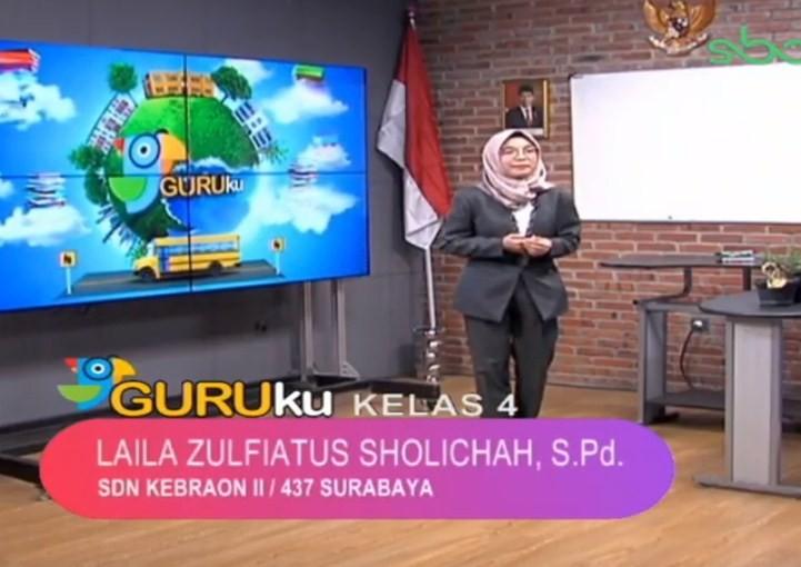 Soal SBO TV 21 September 2020 Kelas 4