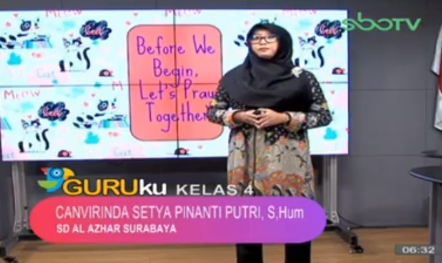 Soal SBO TV 25 September 2020 Kelas 4
