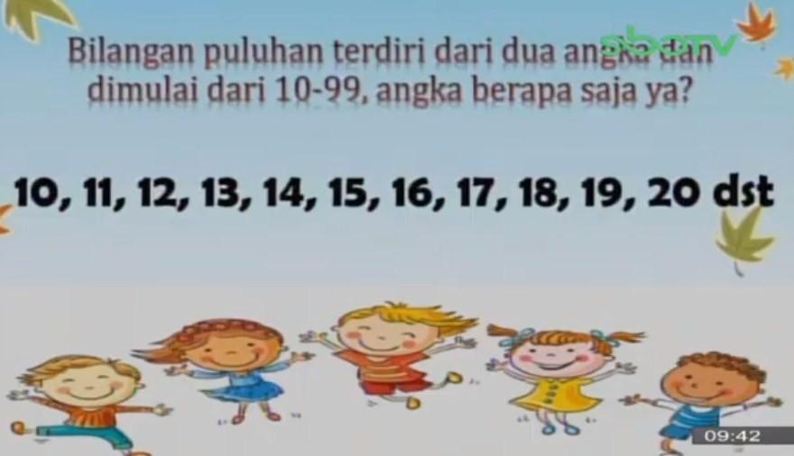 Soal dan Jawaban SBO TV 21 September SD Kelas 1