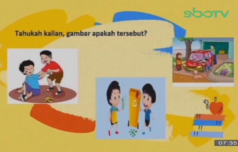 Soal dan Jawaban SBO TV 15 September SD Kelas 3