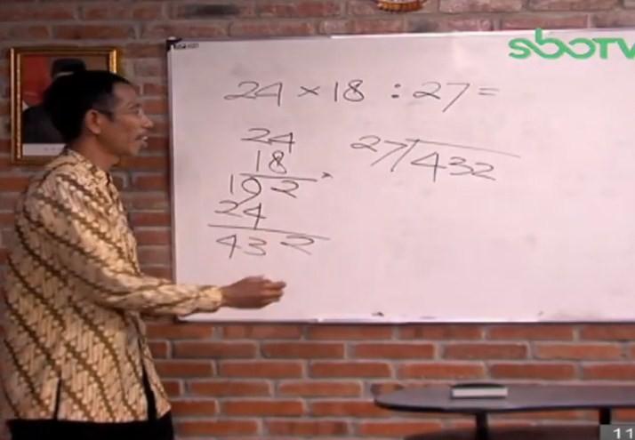 Soal dan Jawaban SBO TV 16 September SD Kelas 6