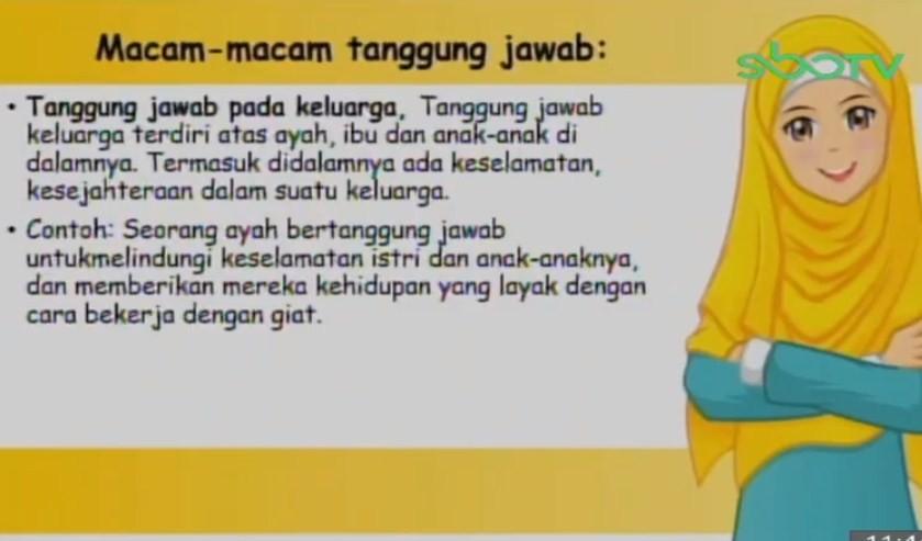 Soal dan Jawaban SBO TV 22 September SD Kelas 6