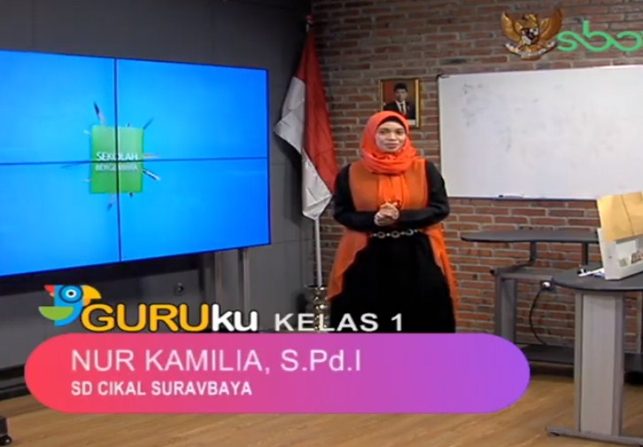 Soal SBO TV 3 September 2020 Kelas 1