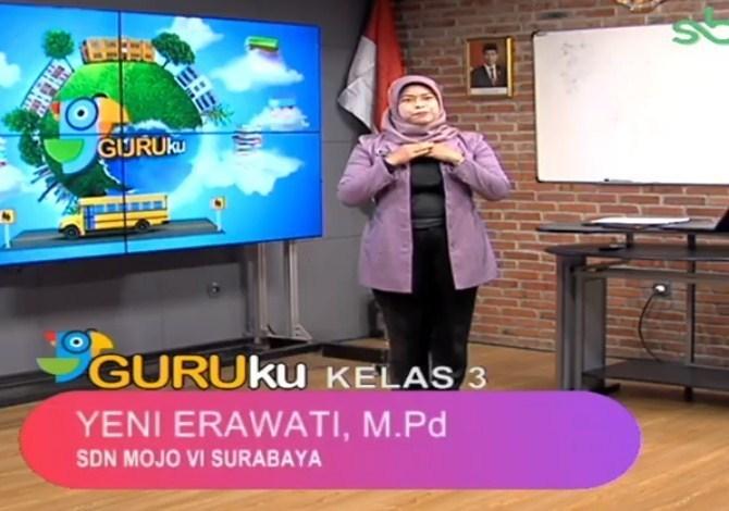 Soal dan Jawaban SBO TV 9 September SD Kelas 3