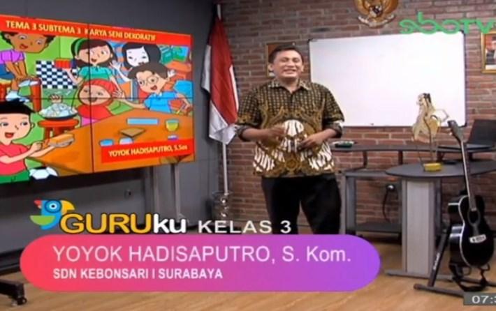 Soal SBO TV 24 September 2020 Kelas 3