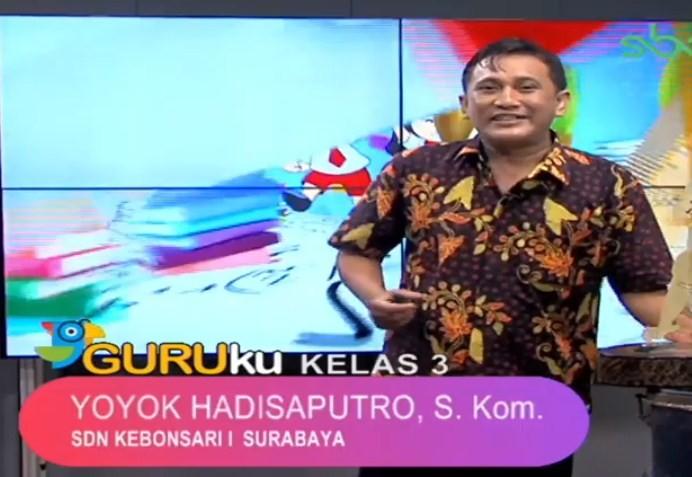 Soal SBO TV 3 September 2020 Kelas 3
