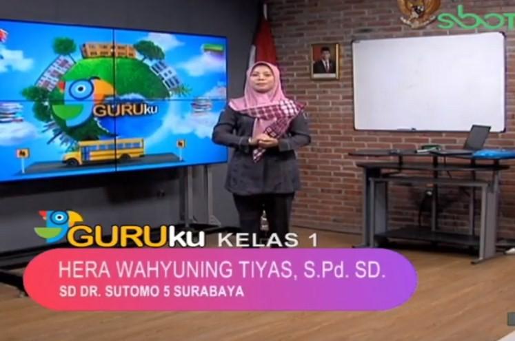 Soal SBO TV 28 September 2020 Kelas 1