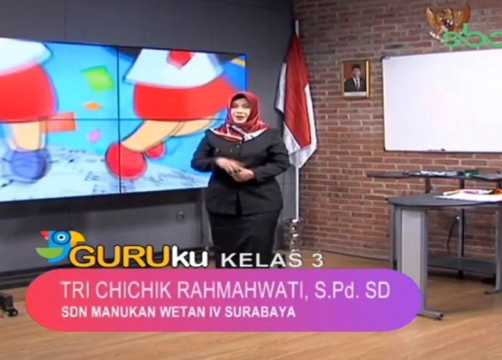 Soal SBO TV 29 September 2020 Kelas 3