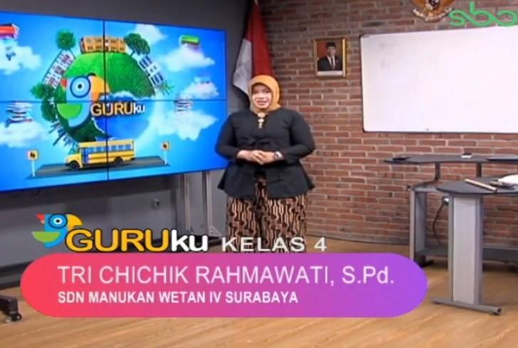 Soal SBO TV 16 September 2020 Kelas 3